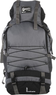 Impulse Rs 60l Criss Cross Rucksack - 60 L(Grey)