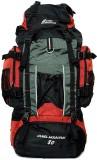 Camel Mountain 615 Rucksack  - 80 L (Red...