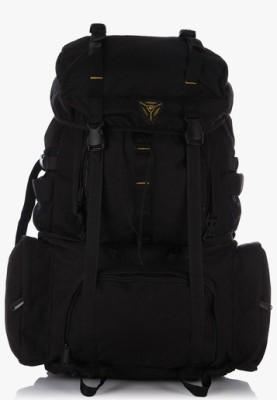 President Bags Hulk-Black Rucksack  - 55 L