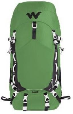 Wildcraft Adri 45 Rucksack(Green)