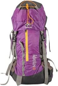 Senterlan A60 Purple Rucksack - 60 L(Multicolor)