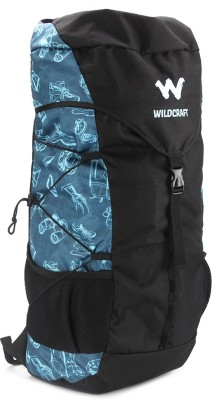 Wildcraft Quest EQ Blue Rucksack