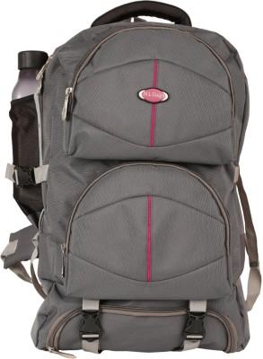 Nl Bags Trekking Bag Grey Rucksack  - 40 L
