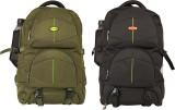 Nl Bags TB-Green::TB-Black Rucksack  - 4...