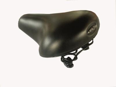 Lemon Bicycle/Cycle Seat PU Saddle(Black)