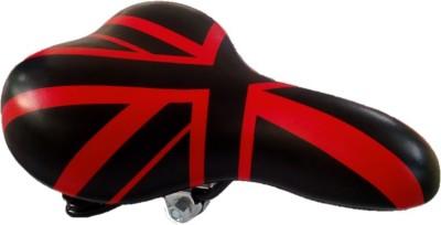 Lemon Bicycle Seat Pu Saddle(Red, Black)