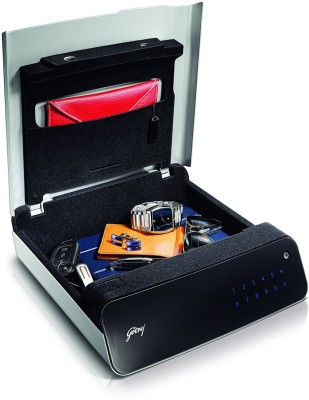 Godrej Goldilocks Personal Locker Safe L...