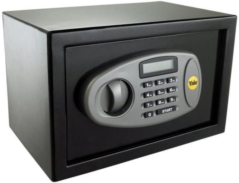 Yale YSS/200/DB2 Safe Locker(Digital, Key Lock, Keypad)