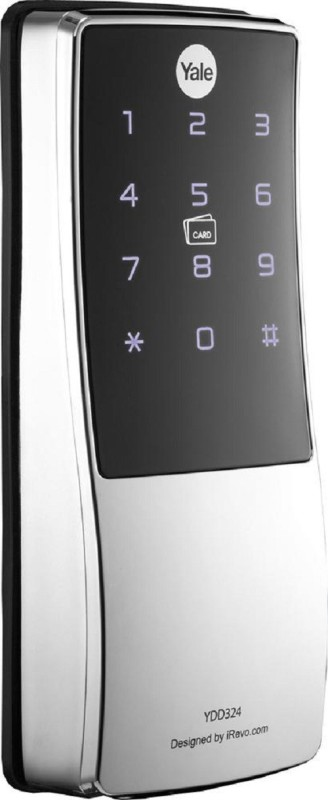 Yale YDD 324 Safe Locker(Digital, Access Card, Keypad)