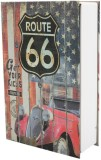 ShineLife Route 66 Book safe Safe Locker...