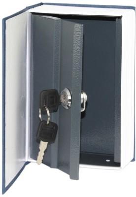 Inventure Retail English Dictionary Blue Color (Large) Safe Locker(Key Lock)