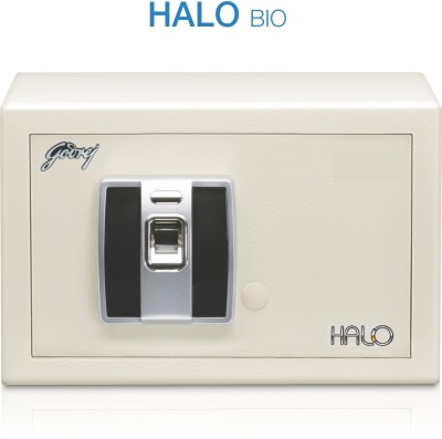 Godrej Halo Bio 8 Safe Locker(Biometric, Key Lock)