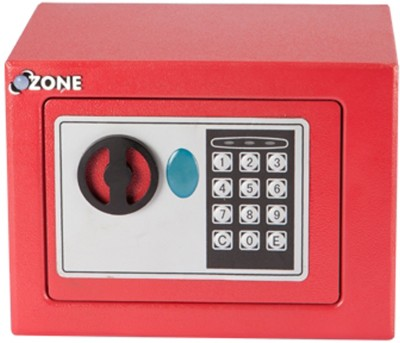 Ozone Book Safe Locker(Digital, Biometric)