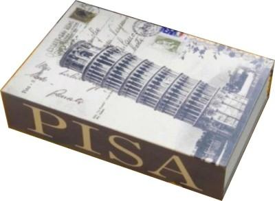 ShineLife Pisa Tower Safe Locker(Key Lock)