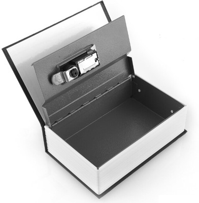 ChinuStyle Book Shaped Safe Locker(Key Lock)