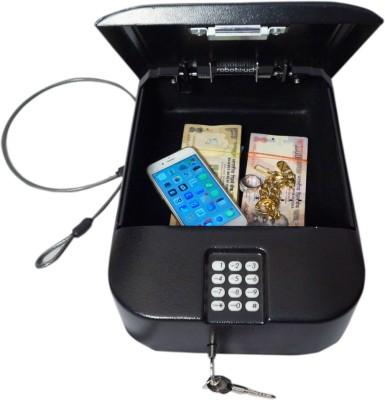 Robotouch Portable Car Safe Locker(Digital)