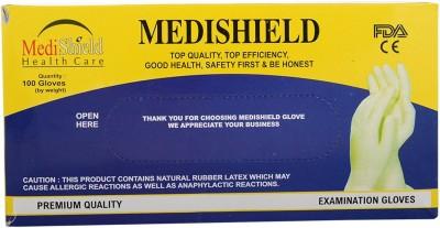 Medishield M1 Latex  Safety Gloves