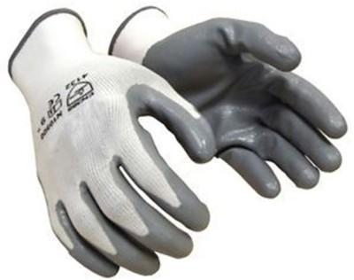 ETS ETS_CUT_WHITE Nylon  Safety Gloves(2)
