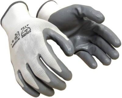 avm Midas CE Nitrile  Safety Gloves(4)