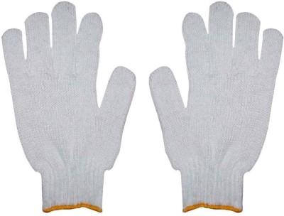 DIY Crafts PVCGLOVES5 Nylon  Safety Gloves(2)