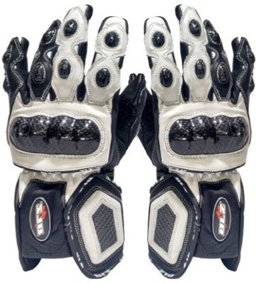 KRP SBK-CA-WB Leather  Safety Gloves(2)