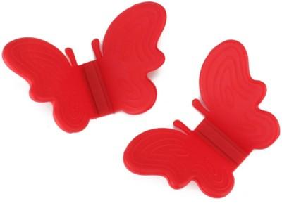 Evana Kitchen Craft Silicon Oven Grip123 Rubber  Safety Gloves(2)