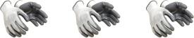 Klaxon G0217IT0003-3P Nylon Safety Gloves(6)