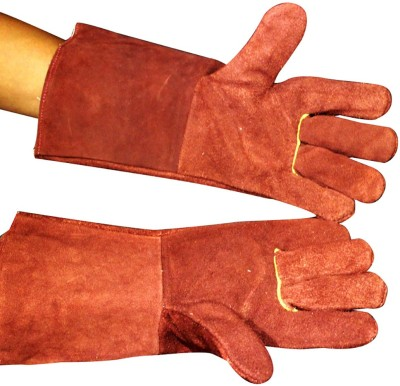Solitaire SOLL02 Leather  Safety Gloves