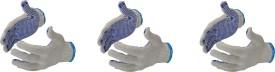 Klaxon G0217IT0002-3P Latex Safety Gloves(6)