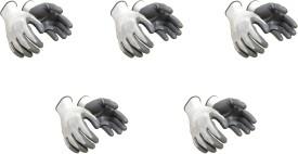 Klaxon G0217IT0003-5P Nylon Safety Gloves(10)