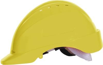 Saviour HPSAV F SS1 Y Freedom Hdpe Yellow Construction Helmet