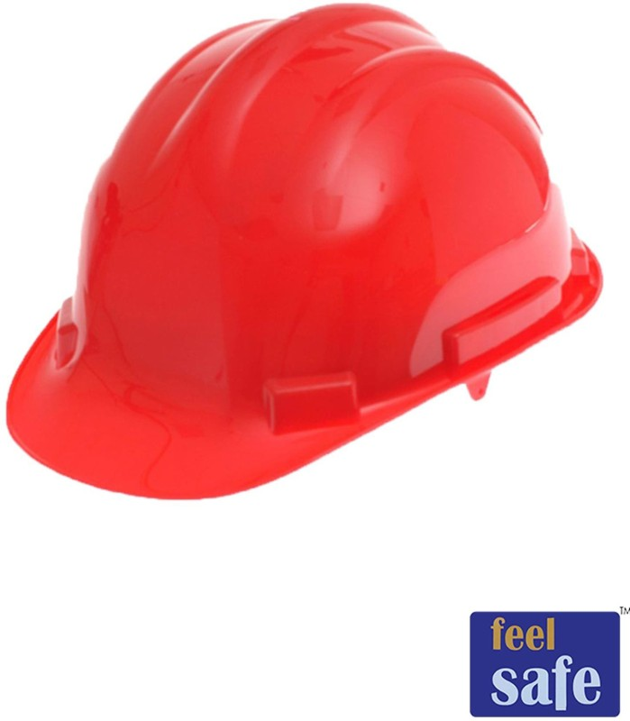 Feel Safe 2016FS004C Fire Fighting Helmet(Size - M)