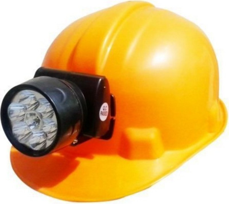 Metro 1207 Construction Helmet(Size - Free Size)