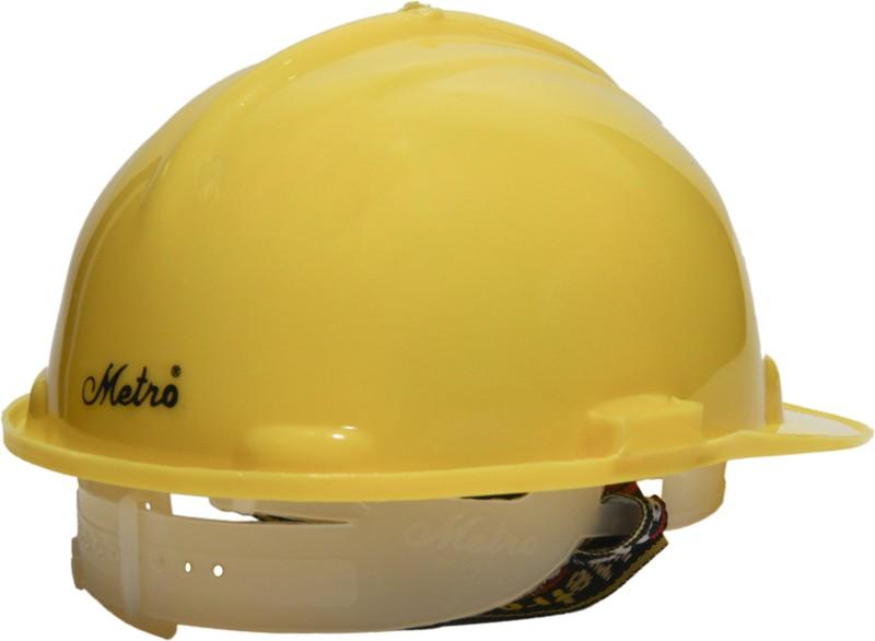 Metro Nape SH - 1204 Construction Helmet(Size - 54 - 59)