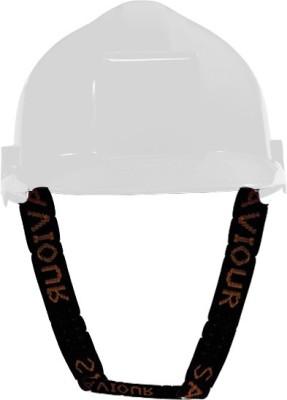 Saviour HPSAVTHRW Saviour Tough Hat With Ratchet -White Fire Fighting Helmet