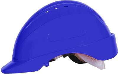 Saviour HPSAV F SS1 B Freedom HDPE -Blue Construction Helmet