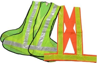 Tutu Safety Jacket(Fluorescent Green, Orange)