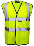 Ambitione Safety Jacket (Fluorescent Gre...