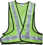 STEC Safety Jacket (Green)