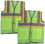 TUTU Safety Jacket (Fluorescent Green, R...