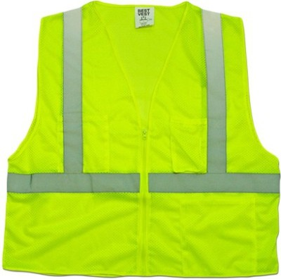 3M Safety Jacket(Lime Yellow)