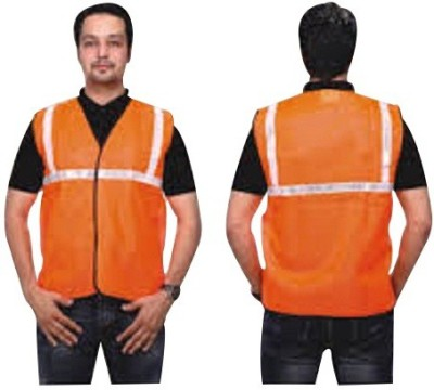 3M Safety Jacket(orange/white)