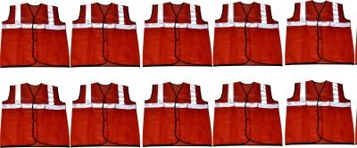 Konex Safety Jacket(Red)