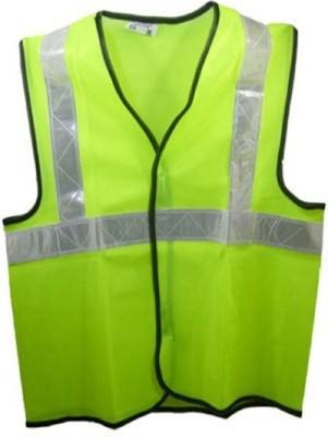 Konex Safety Jacket(Fluorscent Green)