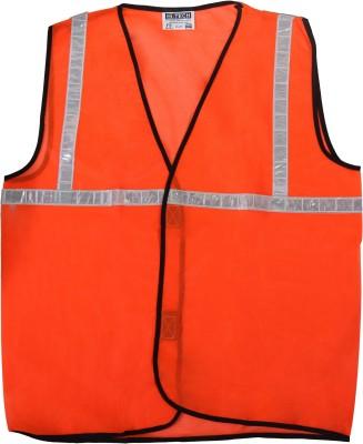 Safies Safety Jacket(Flourescent Orange)