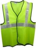 ETS Safety Jacket (Fluorescent Green, Or...