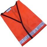 Midas Safety Safety Jacket (Orange)