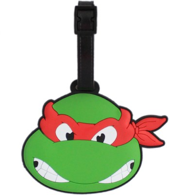 Tootpado Turtle Cartoon Design Travel Bag - 1i387 Luggage Tag