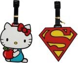 SurprizeMe Hellokitty & Superman Luggage...