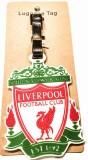 Funcart Liverpool Luggage Tag (Green)